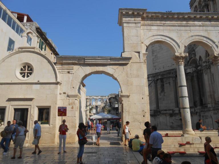 Ruelles à Split