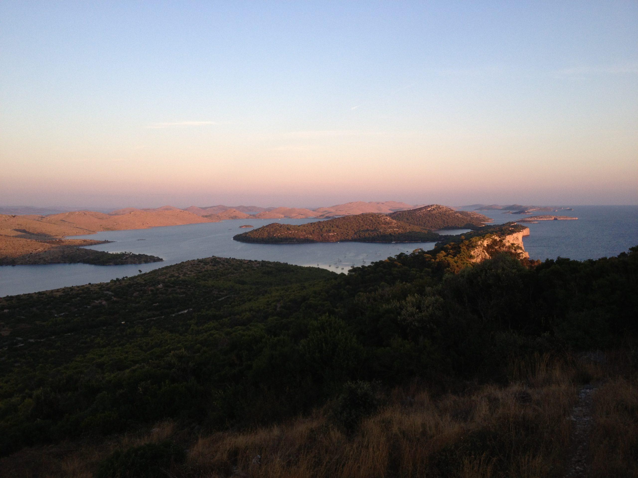 Sunset à Dugi Otok