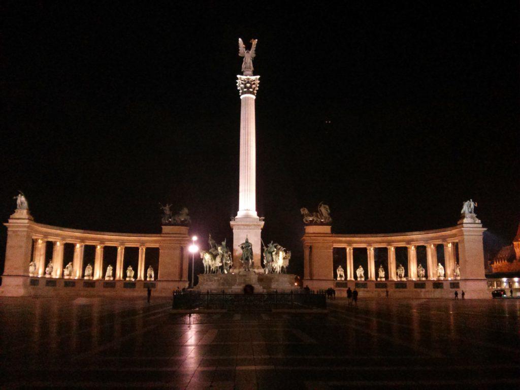 Monument du Millénaire