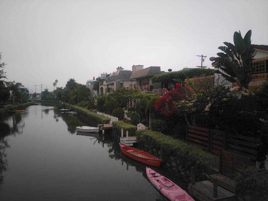 Canaux de Venice