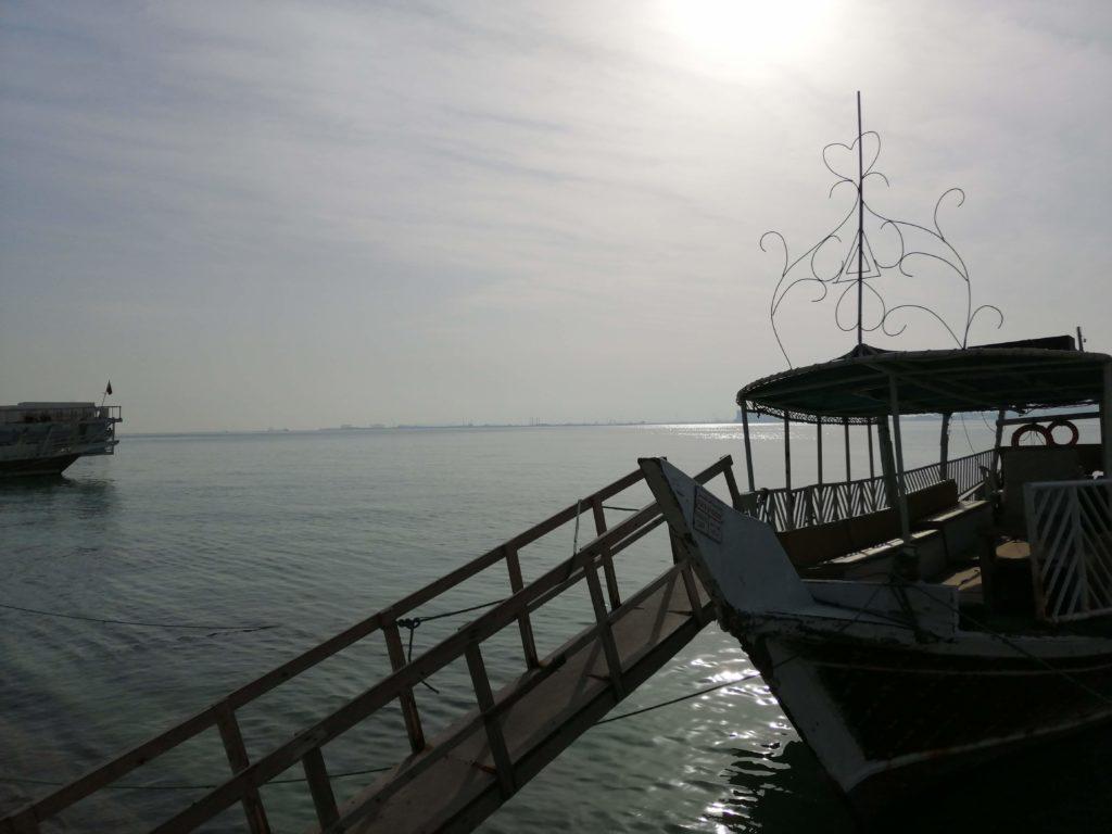 La Corniche à Doha