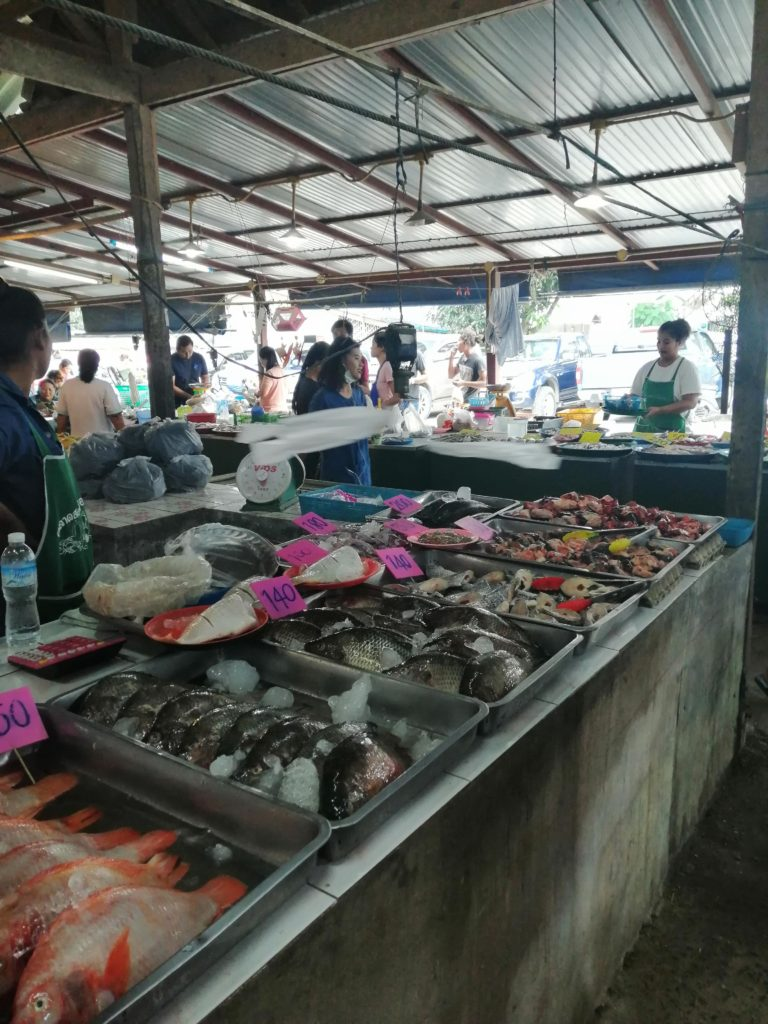 Mae Nam Afternoon Market