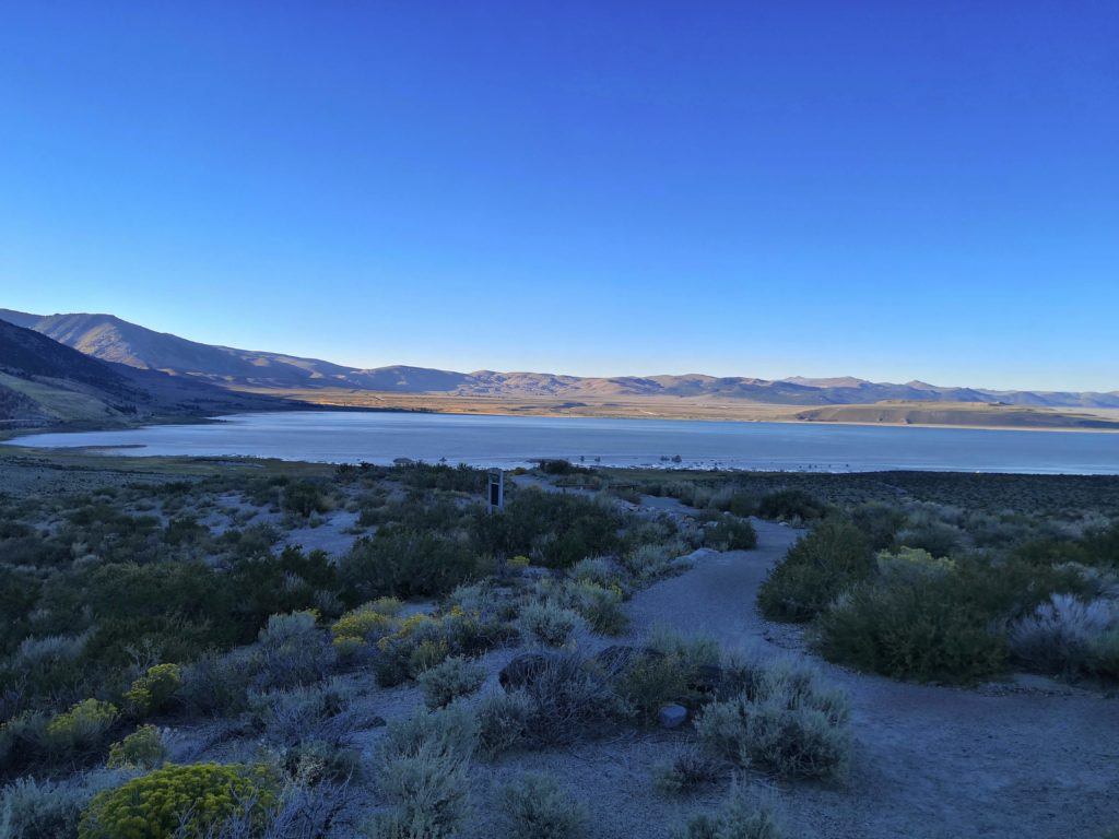 Mono Lake - Californie