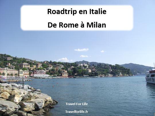 Roadtrip en Italie
