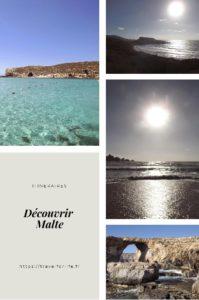Itinéraire Malte