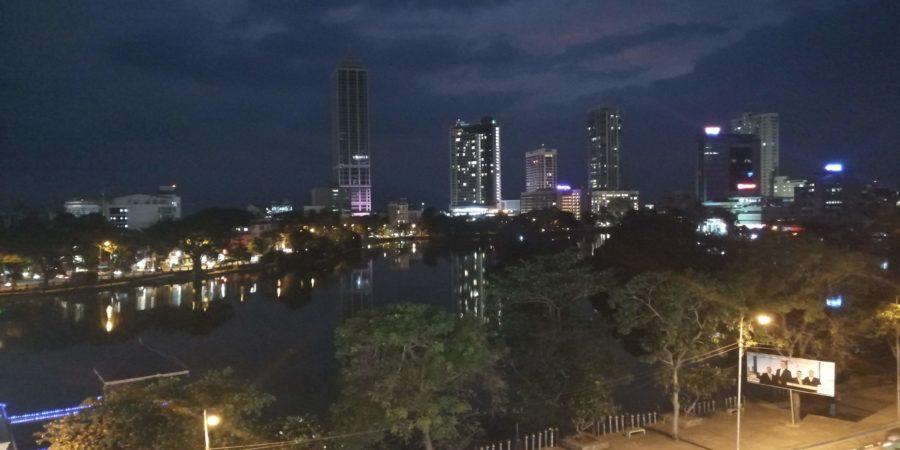 Vue sur Colombo