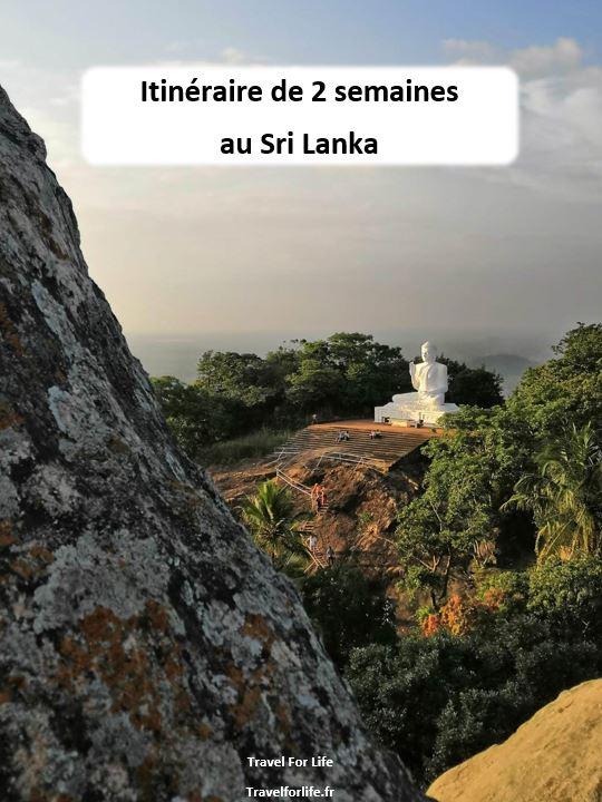 2 semaines au Sri Lanka