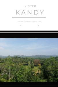 Visiter Kandy