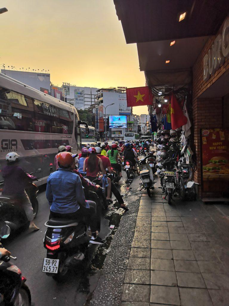 Trafic Ho Chi Minh
