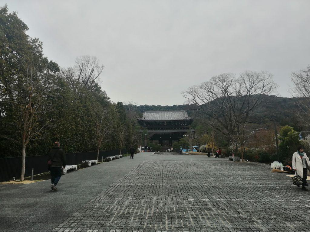 Shoren-in Monzeki Temple