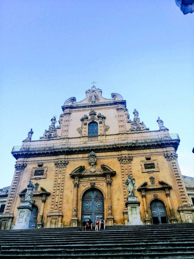 Eglise de Modica