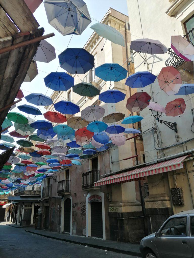 Rue du marché (après le marché)