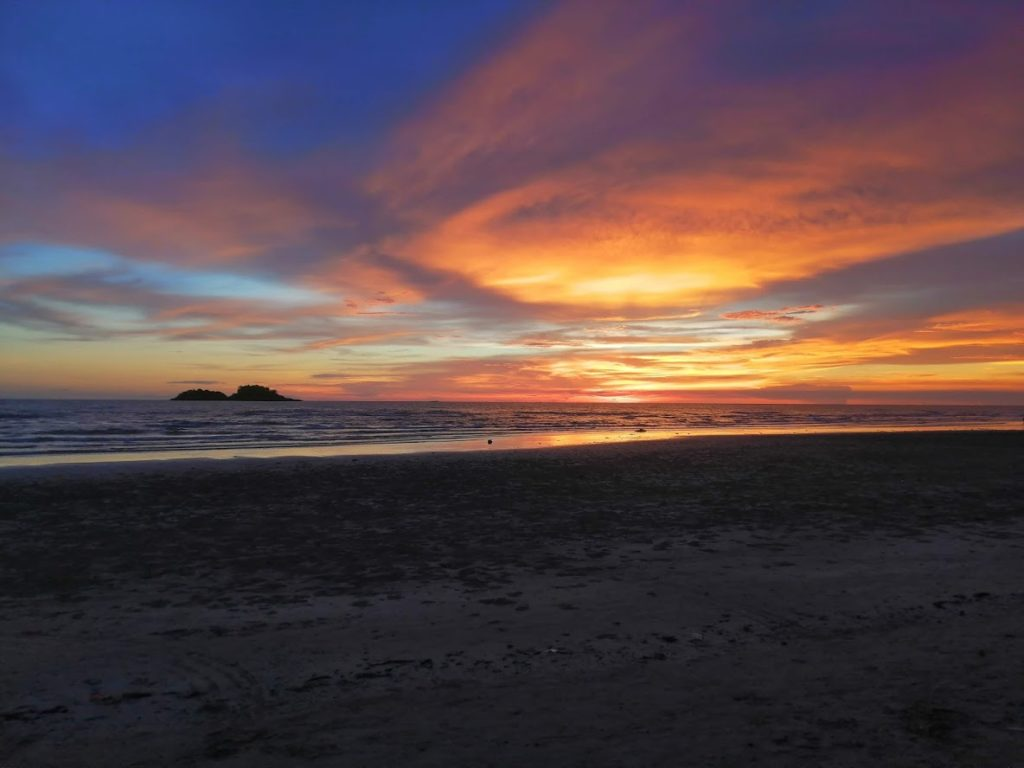 Sunset à Koh Chang
