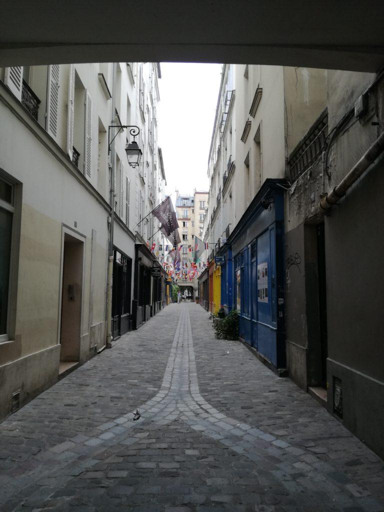 Le passage Geoffroy-Didelot