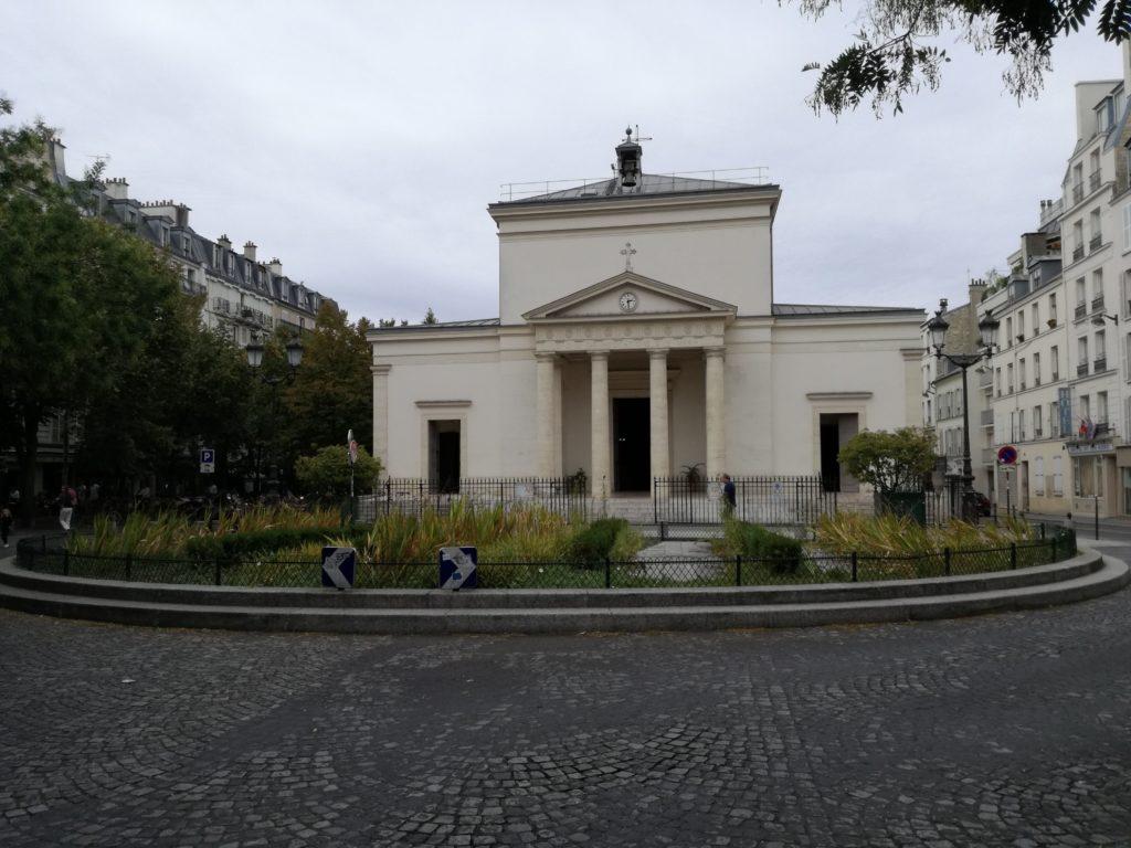 La place Félix Lobligeois