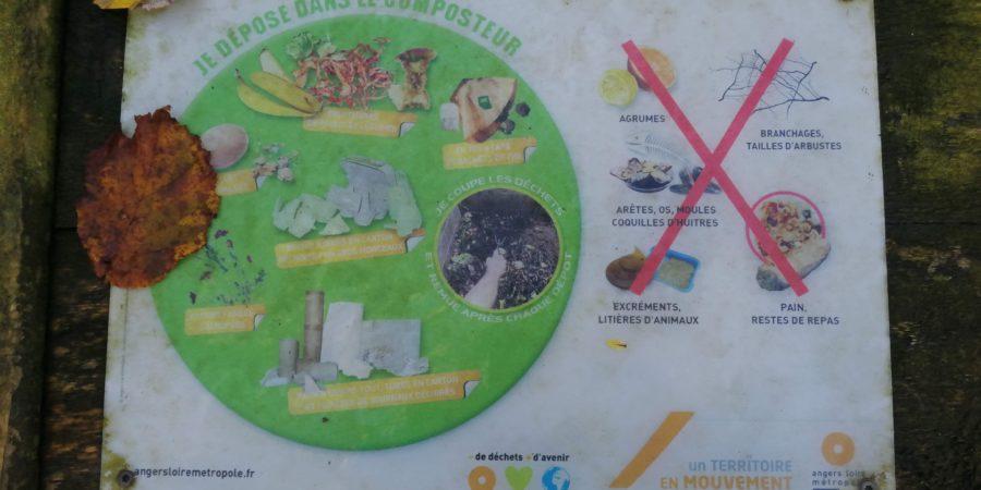 Les règles du compost