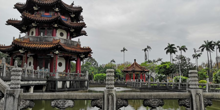 Taipei, capitale de Taiwan