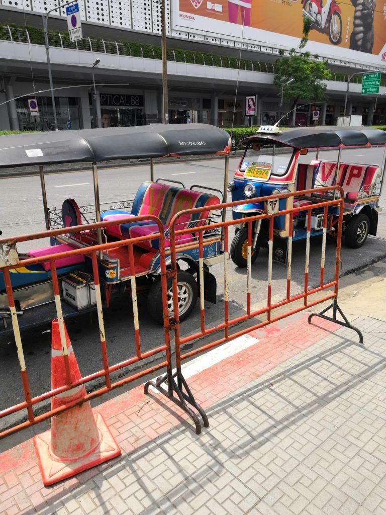 Tuk Tuk à Bangkok