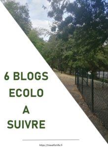 6 blogs écolo à suivre