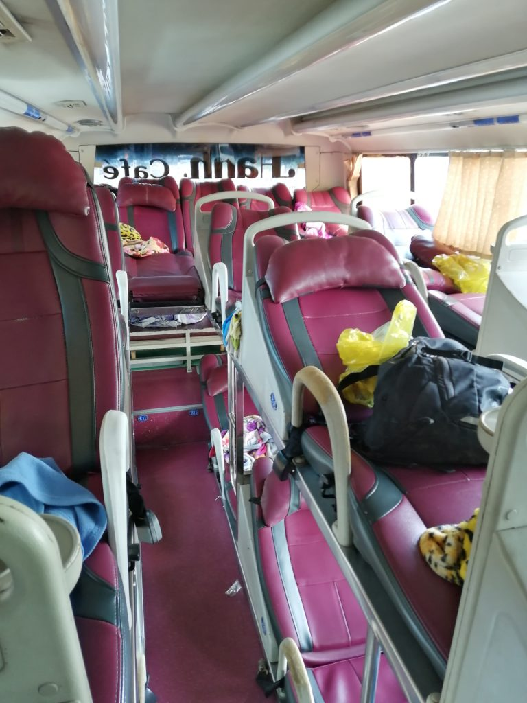Bus au Vietnam