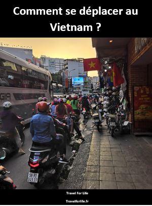 Comment se déplacer au Vietnam ?