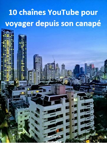 Chaines pour voyager