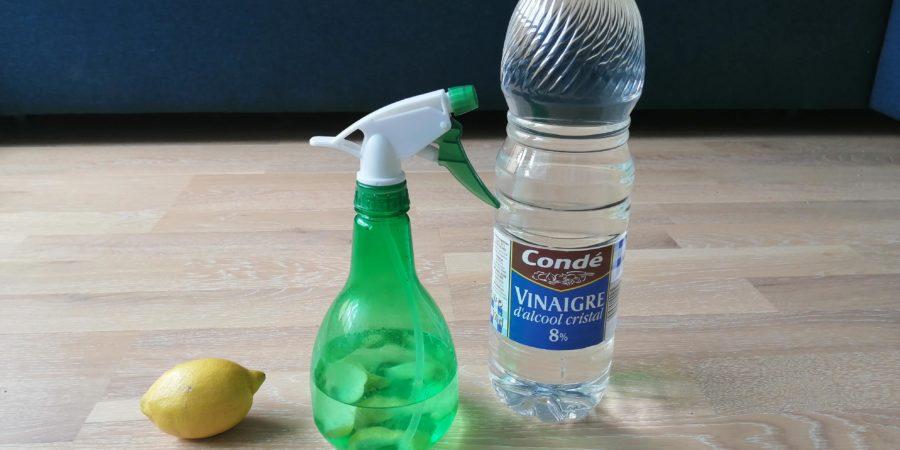 Faire ses produits ménagers