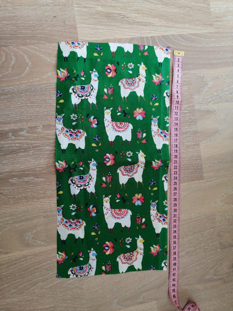 Tissu de 40*20 cm