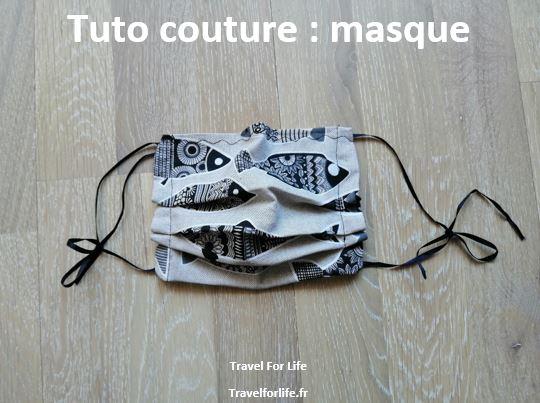 tuto masque