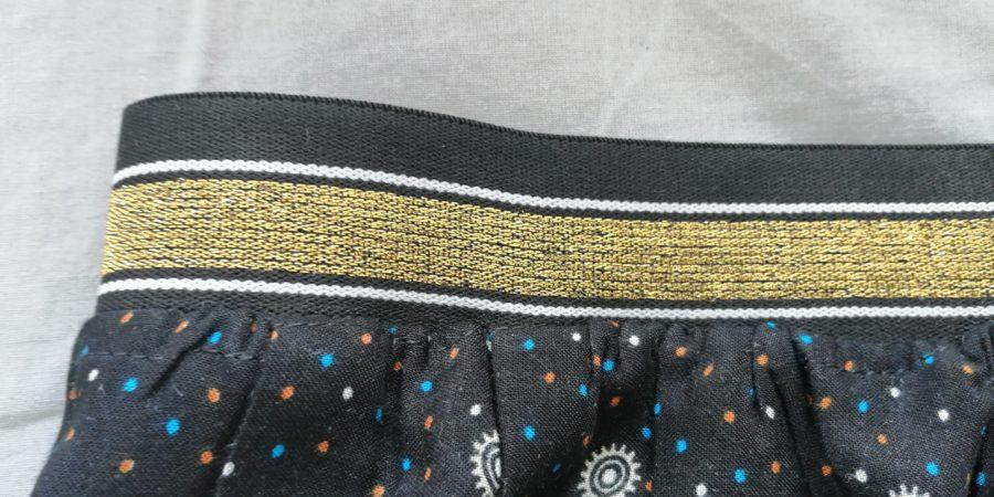 Couture facile et rapide : jupe