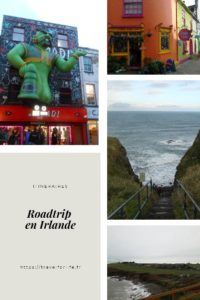 Itinéraire Roadtrip Irlande