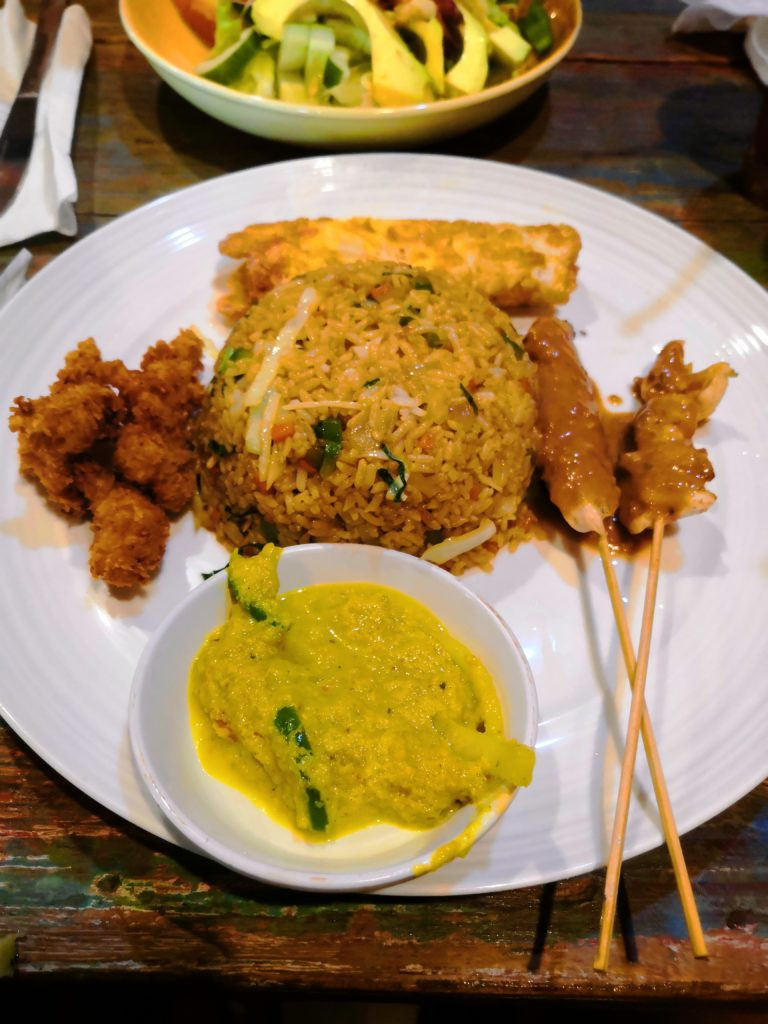 Sate - spécialités culinaires indonésiennes