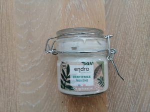 Dentifrice Endro