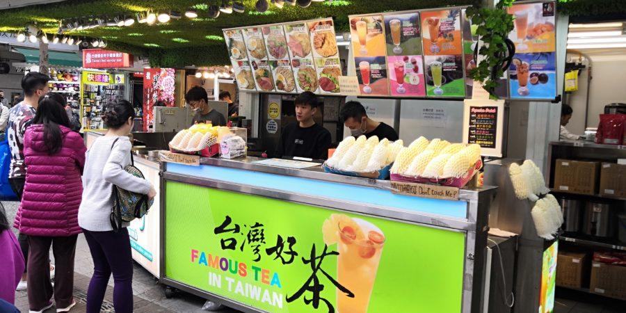 On mange quoi à Taïwan ?