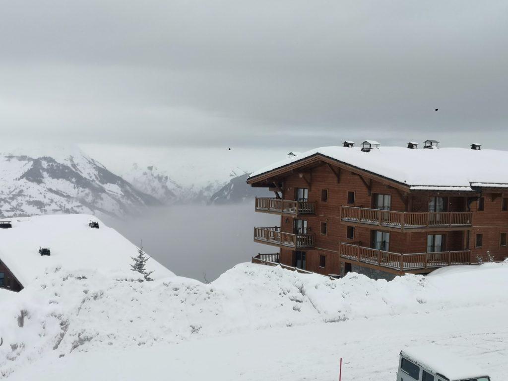 Appartement Abritel d'un particulier dans un chalet dans les Alpes