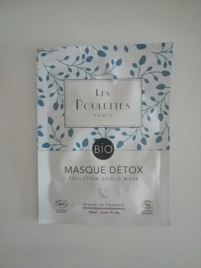 Masque Detox Les Poulettes